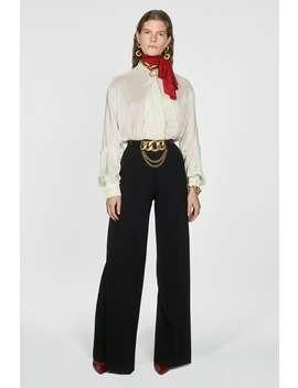 Pantaloni Con Spacchi by Zara
