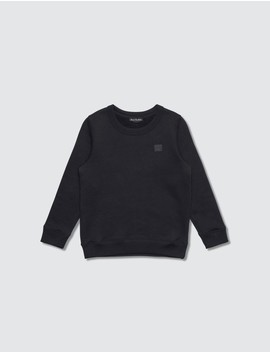 Mini Fairview F Sweatshirt by Acne Studios