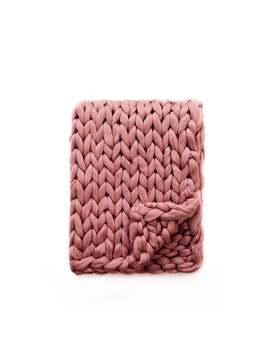 "The Gray Barn Buffalo Pass Merino Wool Blankets   40"" X 60""   Sugarcane by The Gray Barn"