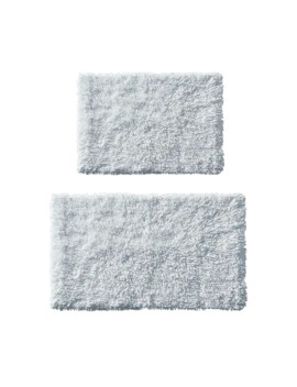 Madison Park 2 Piece Origins Organic Cotton Bath Rug Set by Madison Park