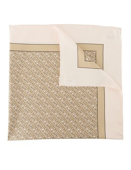 Silk Scarf by Burberry