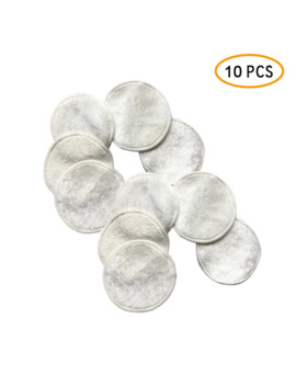 10 Pcs/Lot Reusable Cotton Pads Make Up Facial Remover Double Layer Wipe Pads Nail Art Cleaning Pads Washable With Laundry Bag by Ali Express.Com