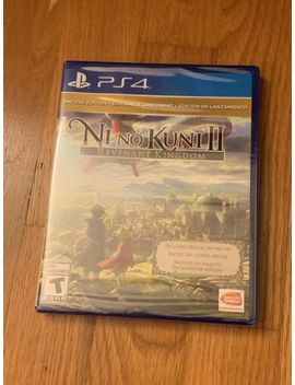 Ni No Kuni 2 Ps4 by Ebay Seller