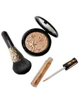 Sprinkle Of Shine Kit Make Up Set Mac Lipglass by Mac