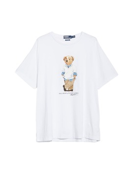 Big Bear Short Sleeve T Shirt by Polo Ralph Lauren