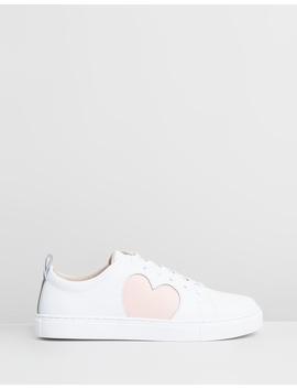 Heart Sneakers by Walnut Melbourne