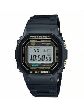 Casio G Shock Gmw B5000 Tb 1 Jr Titanium Black Limited ,In Stock by Casio