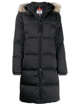 Emma Long Puffer Coat by Parajumpers