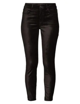 Velvet Ankle Skinny Jeans by Jen7 By 7 For All Mankind