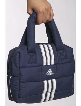 Vintage Rework Adidas Puffer Bag by Frankie.