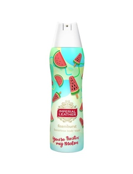 Imperial Leather Foamburst Body Wash 180ml   Watermelon by B&M