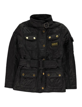 4 Pocket Belted Jacket by Barbour International