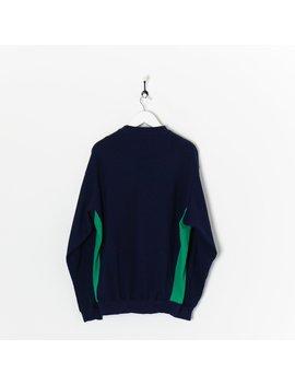 Nautica Sweatshirt Navy/Green Xl by Nautica