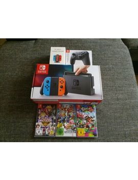 Nintendo Switch Blau/Rot by Ebay Seller