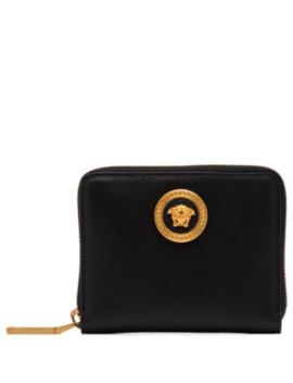 Icon Medusa Zip Around Wallet by Versace
