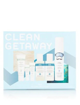 Clean Getaway Kit 2018 by Marks & Spencer