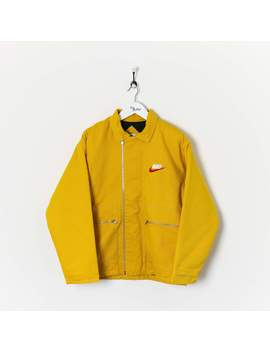 Supreme X Nike Jacket Yellow Large New by Supreme