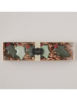 Holly Leaf Chocolates by Terrain