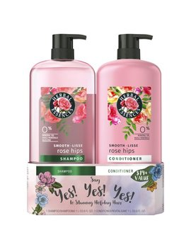 ($14 Value) Herbal Essences Smooth Collection Shampoo And Conditioner 2 Piece Set, 33.8oz Each by Herbal Essences