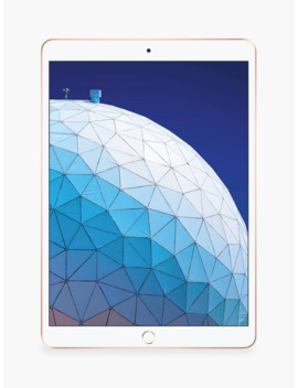 "2019 Apple I Pad Air 10.5"", A12 Bionic, I Os, Wi Fi, 64 Gb, Gold by Apple"