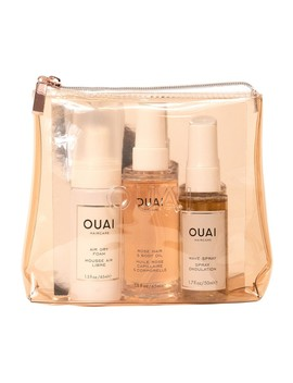 The Easy Ouai Kit   Limited Edition Verzorgingsset by Ouai