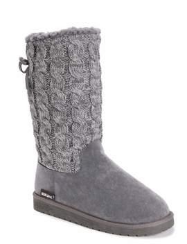muk-luks-womens-skylar-faux-fur-lined-cable-knit-sweater-boot by muk-luks