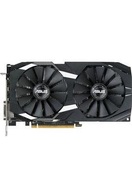 Placa Video Asus Radeon Rx 580 Dual Oc, 4 Gb Gddr5, 256 Bit by Asus