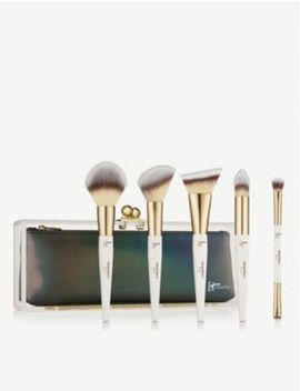 Ultra Luxe Brush Set And Clutch by It Cosmetics