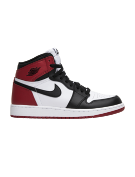 Air Jordan 1 Retro Bg 'black Toe' 2016 by Goat