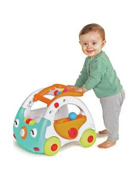 Infantino 3 In 1 Discovery Car Baby Walker893/5957 by Argos