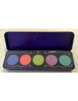 Authentic Lime Crime Cosmetics Fantasy Eyeshadow Face Palette Aquataenia Limited by Ebay Seller