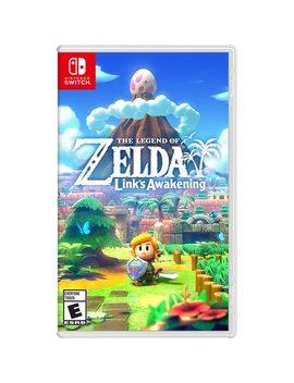 The Legend Of Zelda: Link's Awakening, Nintendo, Nintendo Switch, 045496596545 by Nintendo