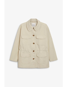 Utility Style Jacket by Monki