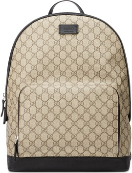 Eden Canvas Backpack by Gucci