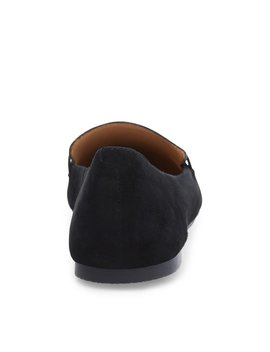 Farrell Black Suede by Steve Madden