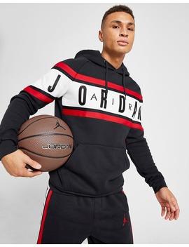 Jordan Tape Hoodie by Jd Sports