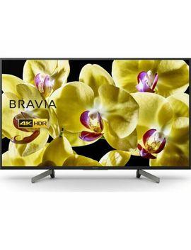 "Sony Bravia Kd49 Xg8096 Bu 49"" Smart 4 K Ultra Hd Hdr Led Tv With Google Assistant by Ebay Seller"