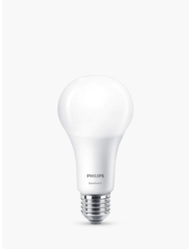 Philips Scene Switch 13.5 W Es Led 3 Step Bulb, Clear, Dimmable by Philips
