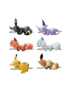<Span><Span>Phone Charger Protector Pokemon Pikachu Bite Usb Cable Accessories Cute Eevee</Span></Span> by Ebay Seller