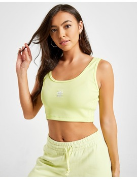 Adidas Originals Speed Ribbed Bralette by Jd Sports