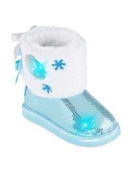 Disney's Frozen 2 Collection Toddler Girls Insulated Winter Boots by Disney
