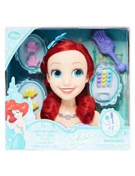 Disney Collection Collectionthe Little Mermaid Styling Head Toy by Disney