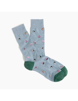 Sushi Socks by J.Crew