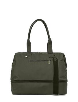 Weekend Bag In Green by Beis