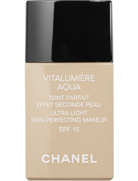 Ultra Light Skin Perfecting Makeup Spf 15 by Chanel