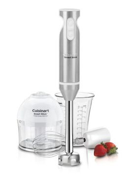 Smart Stick Hand Blender With Chopper Csb 85 Wc by Cuisinart