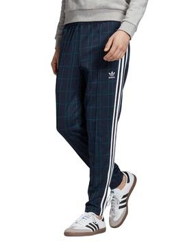 Adicolor Tartan Track Pants by Adidas Originals