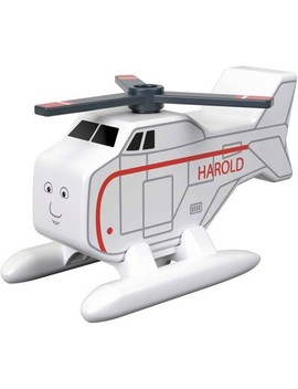 Fisher Price Thomas & Friends Wood Harold The Helicopter by Fisher Price