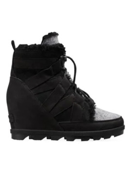 Joan Of Arctic Ii Shearling Lined Wedge Boots by Sorel
