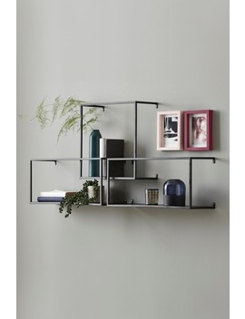 Set Of 3 Wire Shelves by Next